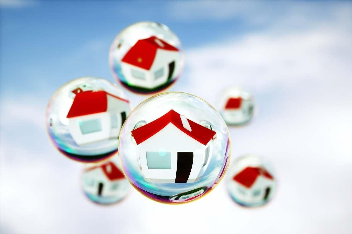 Wird die Immobilienblase platzen?